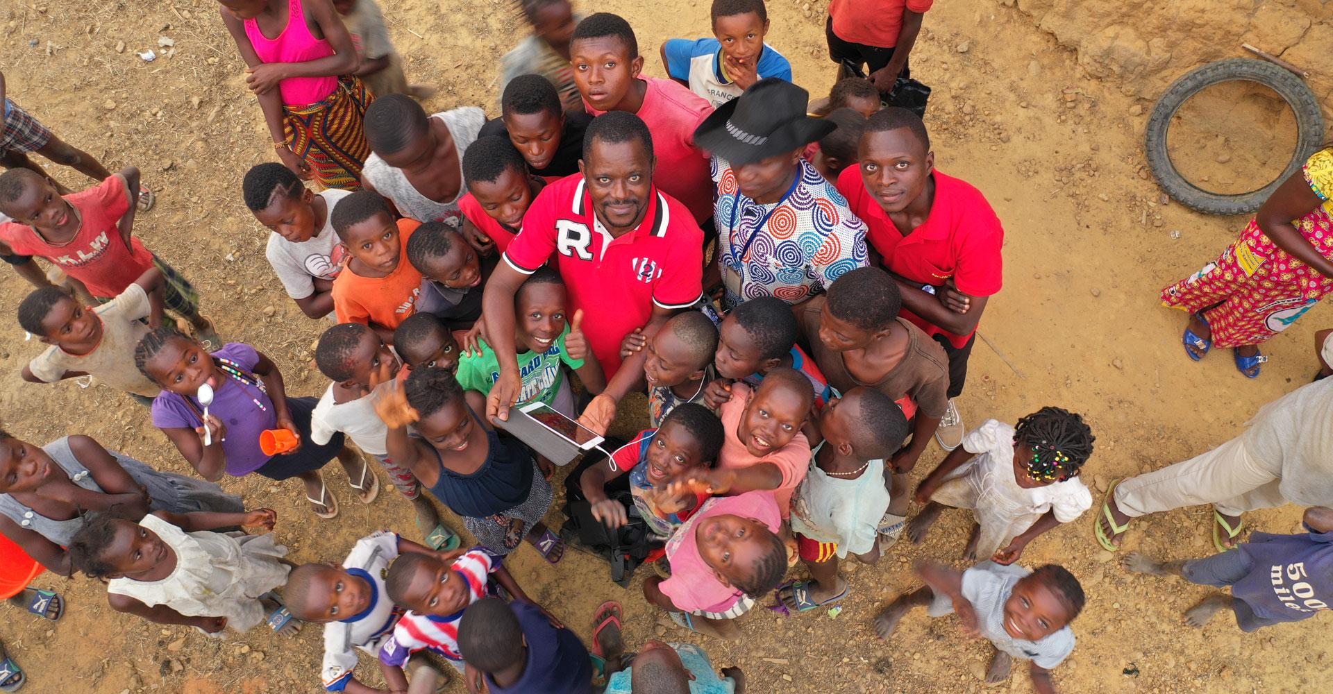Programme d'aide au développement